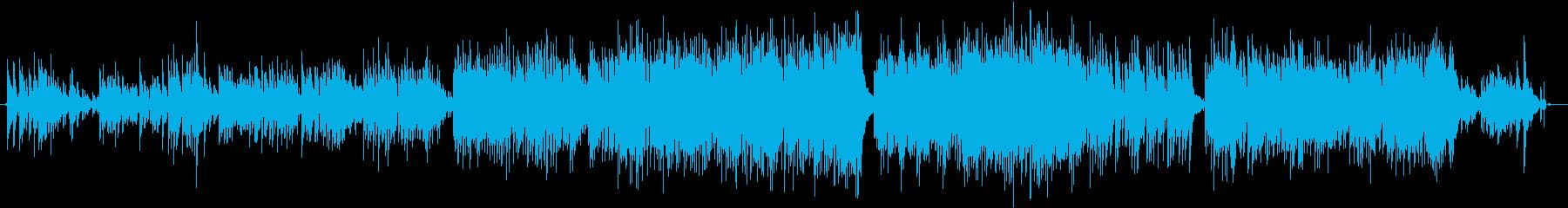 Fanoの再生済みの波形
