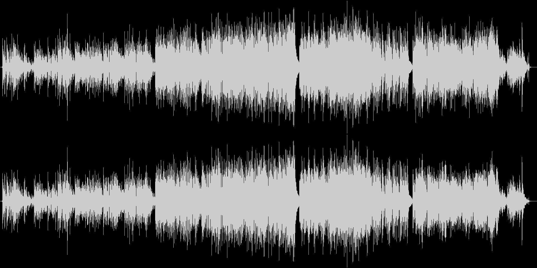Fanoの未再生の波形