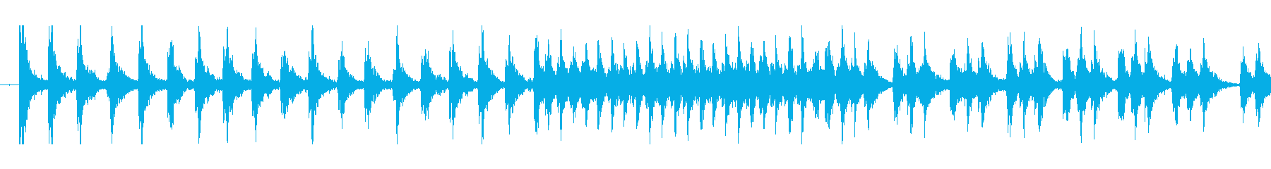 ベルそりリング複数の再生済みの波形
