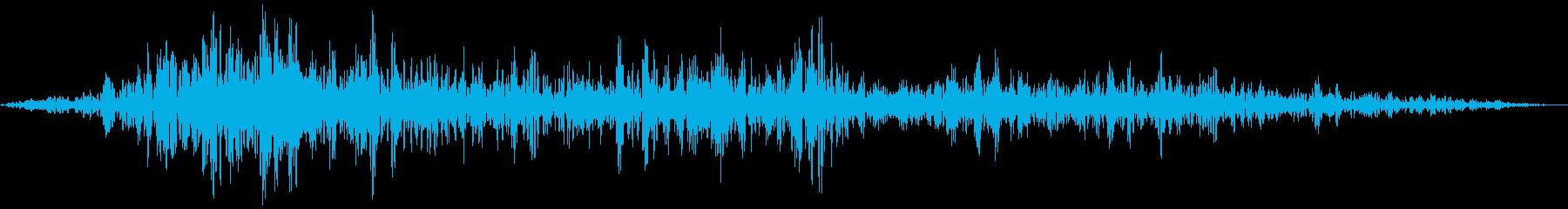 ドラゴンファイヤーウーッシュウィズ...の再生済みの波形