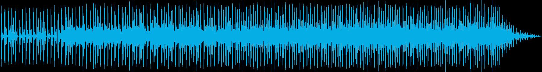 ハッピー。ポジティブ。ロックギター...の再生済みの波形