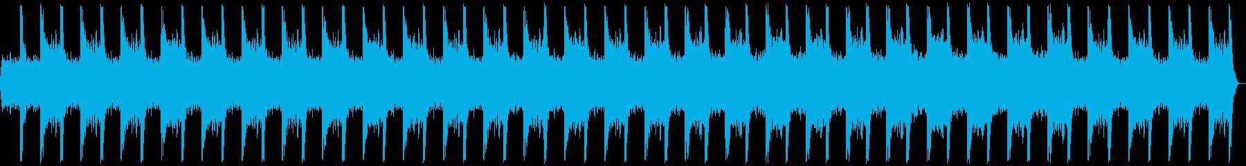 モダン 実験的 アンビエント 淡々...の再生済みの波形