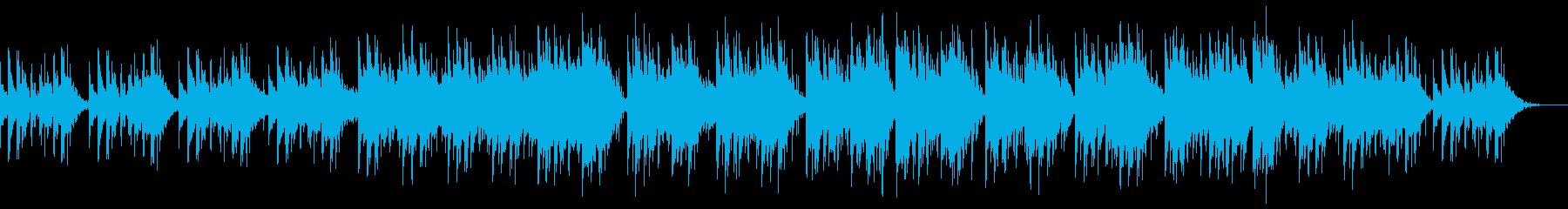 エレクトロニック 静か 平和 アン...の再生済みの波形
