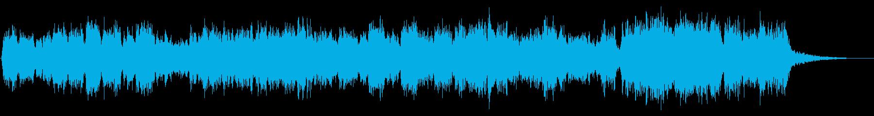 ★★★ややシリアスな聖歌隊✡合唱のみ✡Dの再生済みの波形