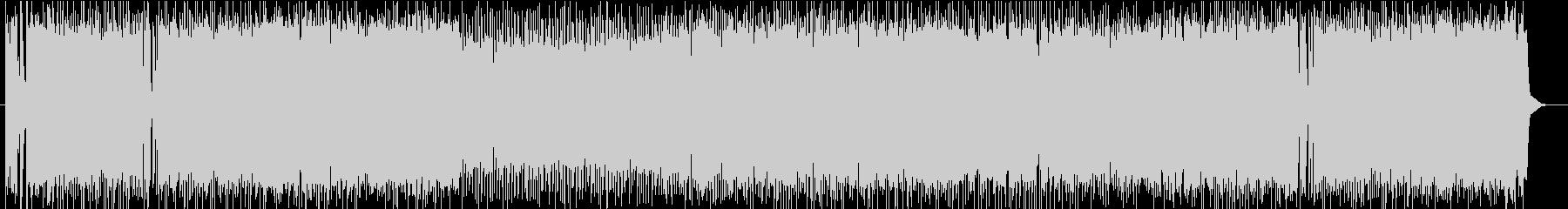 【全て生演奏】ゆるいファンク系ジャムの未再生の波形