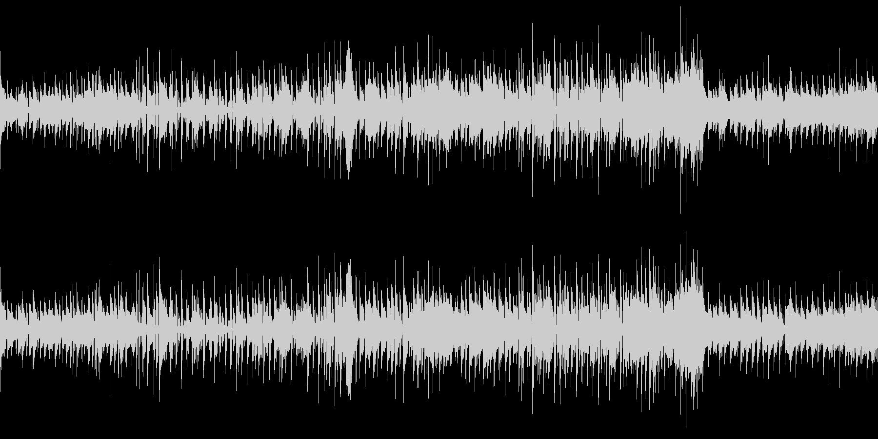 大人な雰囲気のジャズ (ループ仕様)の未再生の波形