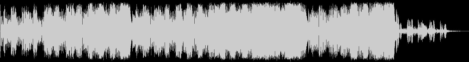 クリーンなアコースティックリズムギ...の未再生の波形