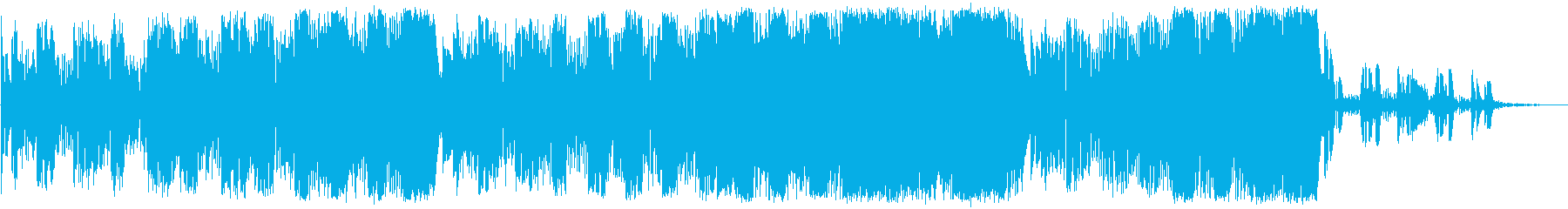 クリーンなアコースティックリズムギ...の再生済みの波形