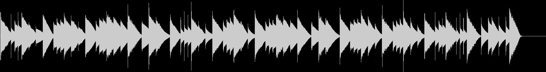 カルメン 前奏曲(オルゴール)の未再生の波形
