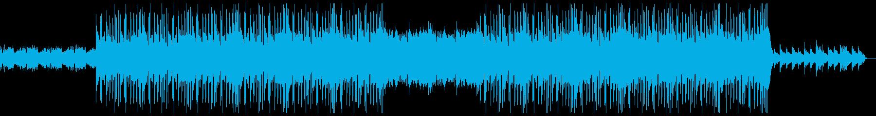 ダーク クール ヒップホップの再生済みの波形