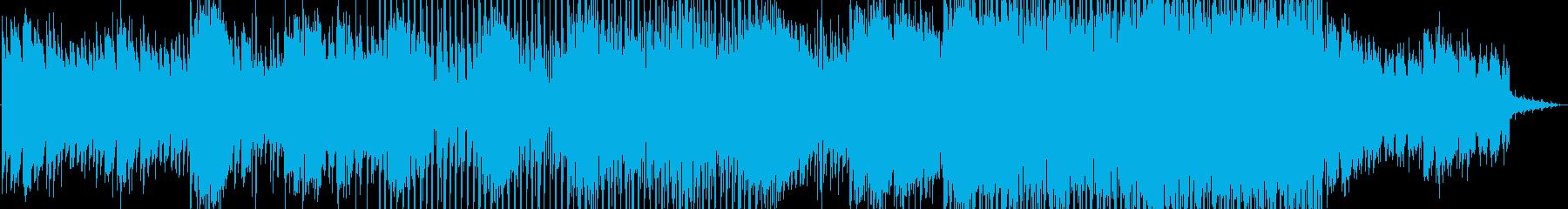 代替案 ポップ ドラマチック ピア...の再生済みの波形