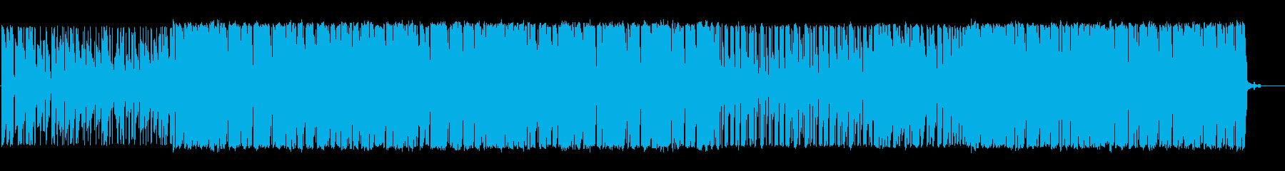 サルサ 楽しげ クール エキゾチッ...の再生済みの波形