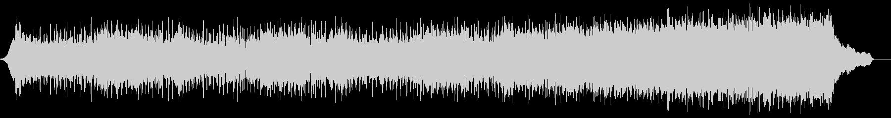 企業VP映像、110オーケストラ、壮大bの未再生の波形