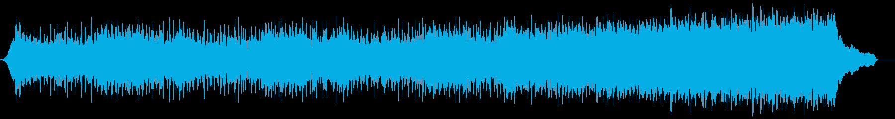 企業VP映像、110オーケストラ、壮大bの再生済みの波形