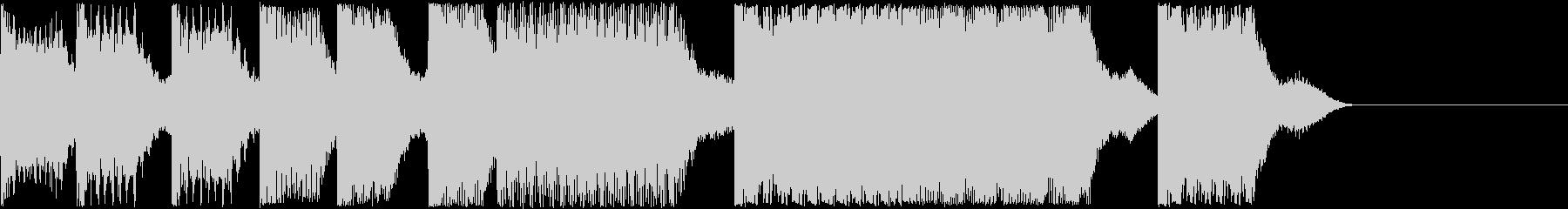 AI メカ/ロボ/マシン動作音 15の未再生の波形