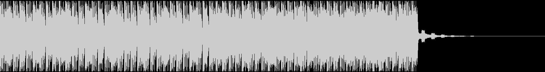 【EDM】約20秒、ジングル6の未再生の波形