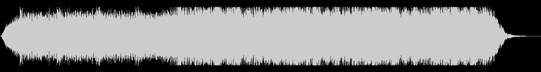 オープニングやプレゼンに最適なBGMの未再生の波形