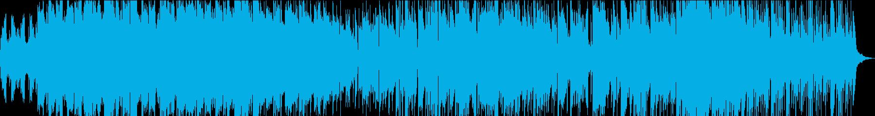 オリエンタル。アラビア語、ドキュメ...の再生済みの波形