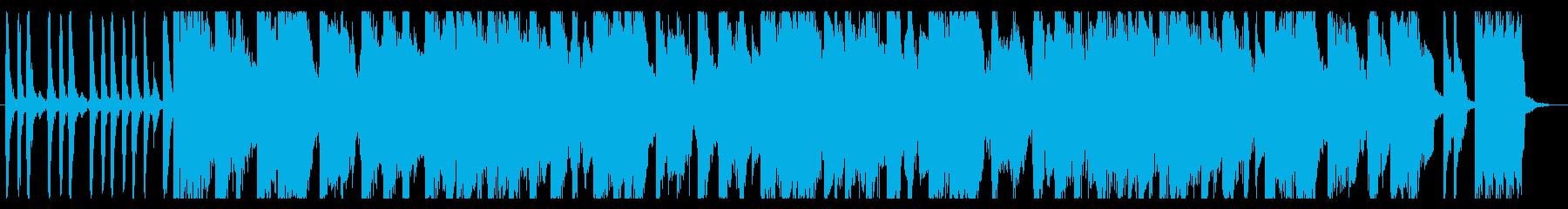 キラキラ/エレクトロポップNo388_4の再生済みの波形