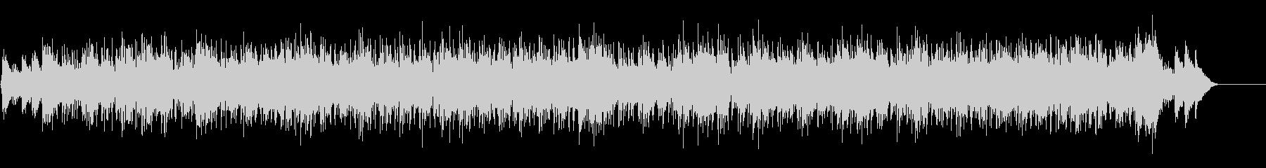 アーバン・ポップス(洗練された雰囲気)の未再生の波形