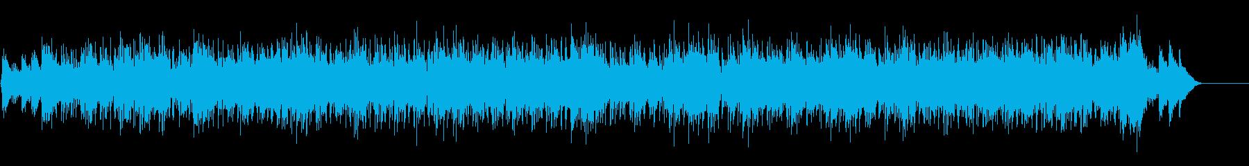 アーバン・ポップス(洗練された雰囲気)の再生済みの波形