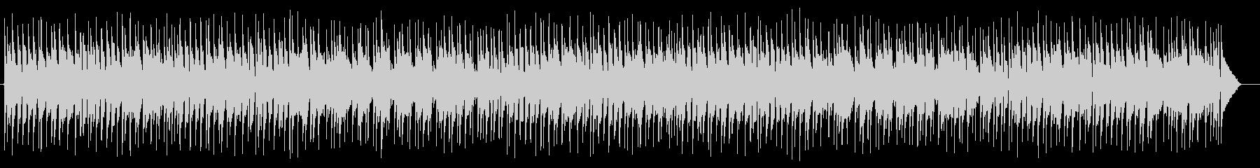 セピア感のあるピアノシンセの未再生の波形