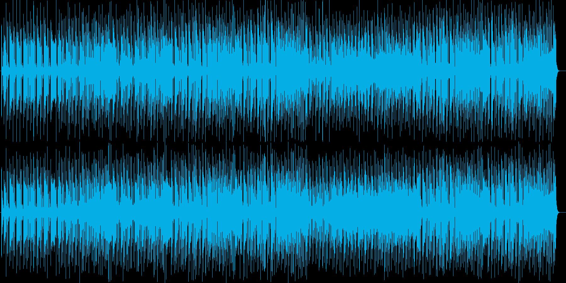 緩やかでムーディなトランペットサウンドの再生済みの波形