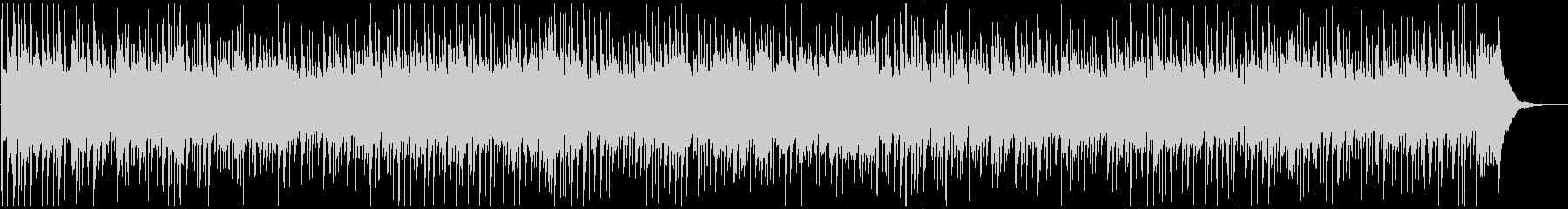 カントリー調ピアノバラードの未再生の波形