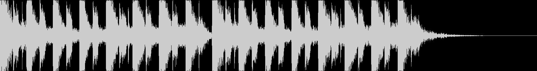 キャッチーで深みのあるEDM3の未再生の波形
