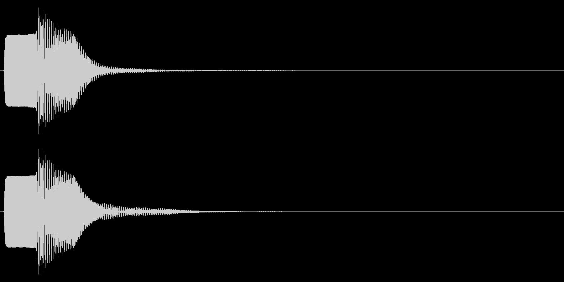 ピコン(キャンセル,終了,停止)_02の未再生の波形