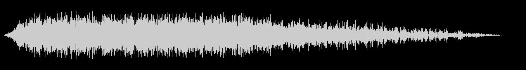 シャラララン↑(明るいミラクルな効果音)の未再生の波形