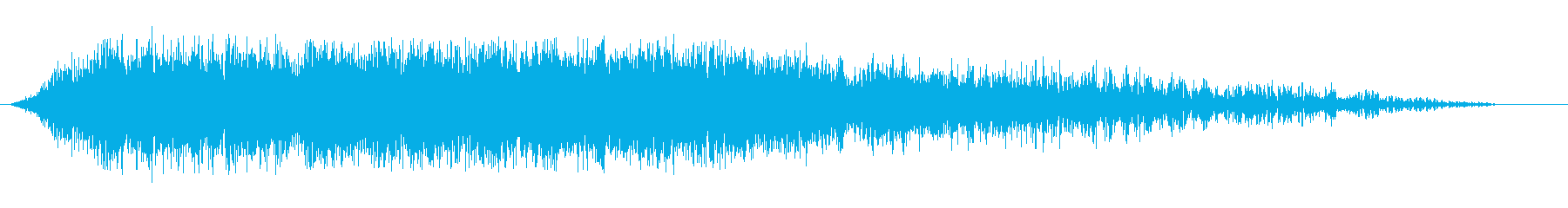 シャラララン↑(明るいミラクルな効果音)の再生済みの波形