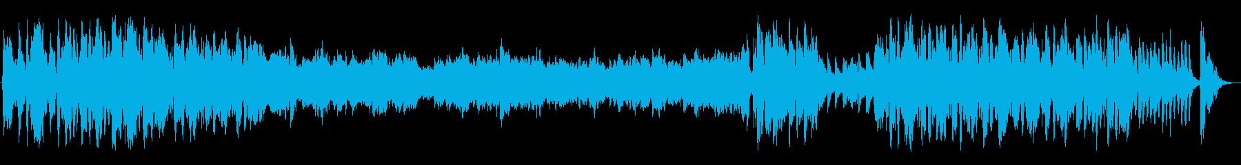 ピアソラっぽい短いアルゼンチン・タンゴの再生済みの波形
