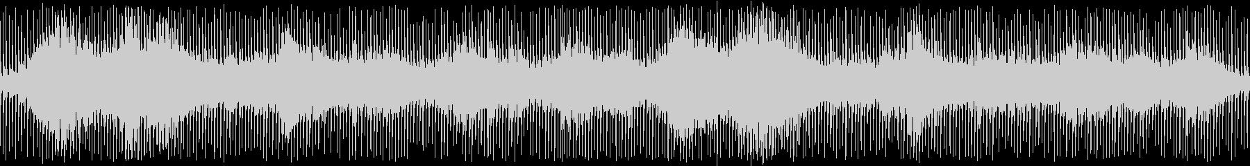 絶対零度ホラー 雪山遭難ノベル ループの未再生の波形