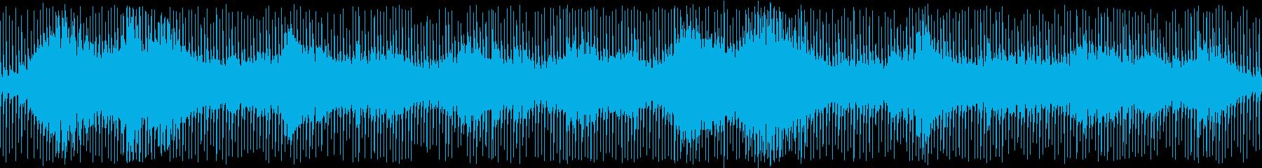 絶対零度ホラー 雪山遭難ノベル ループの再生済みの波形
