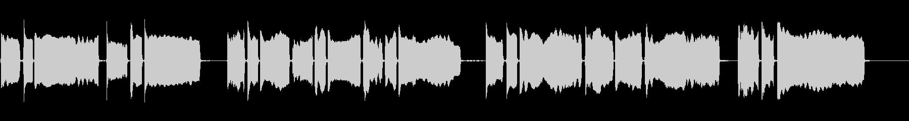トランペット:スキーキーラストポス...の未再生の波形