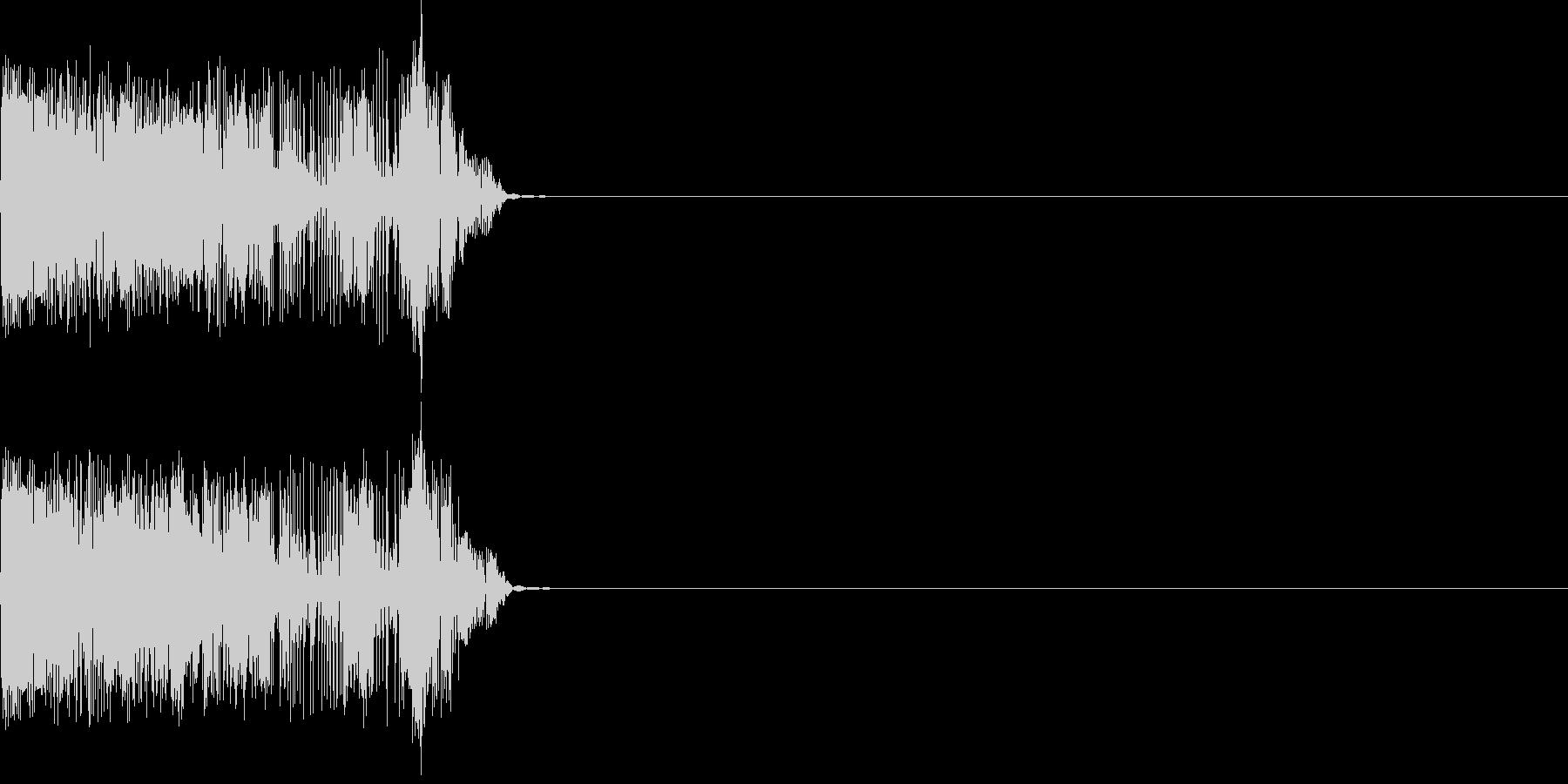 ビュルル(click_053_ボタン)の未再生の波形
