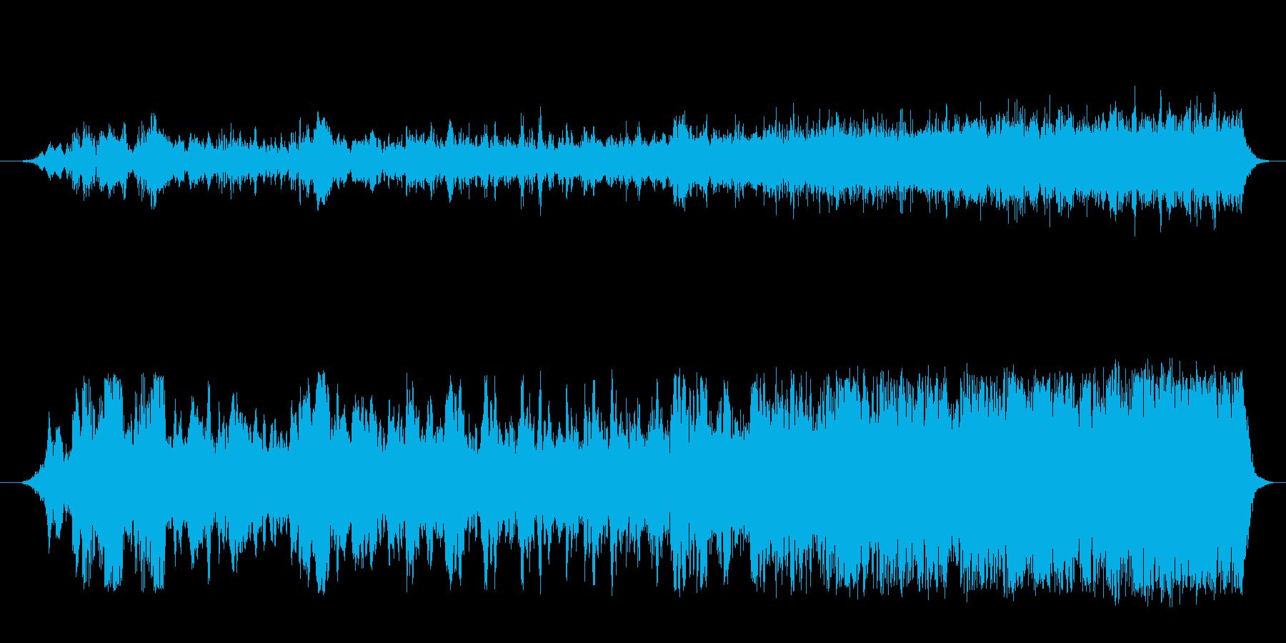 SWELL 位相揺れスウェル03の再生済みの波形