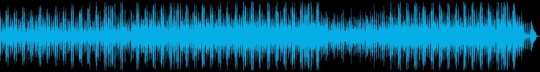 【リズム・ベース抜き】口笛の軽快なアコ…の再生済みの波形