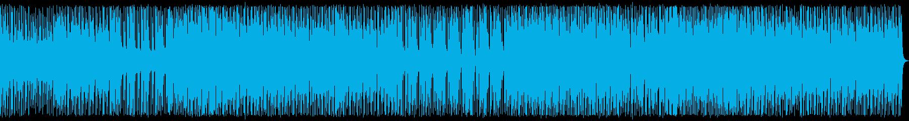 爽やか/ポップス_No596_1の再生済みの波形