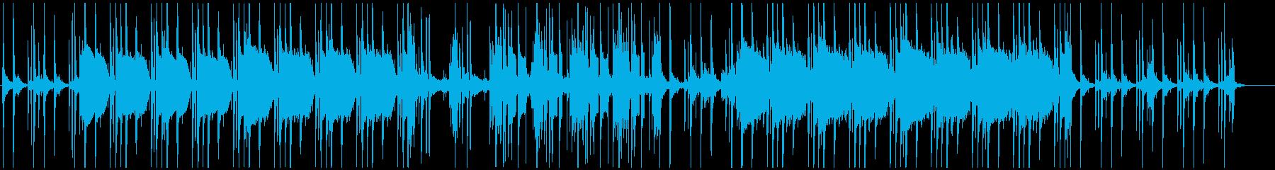 甘いスロウビート/メインテーマの再生済みの波形