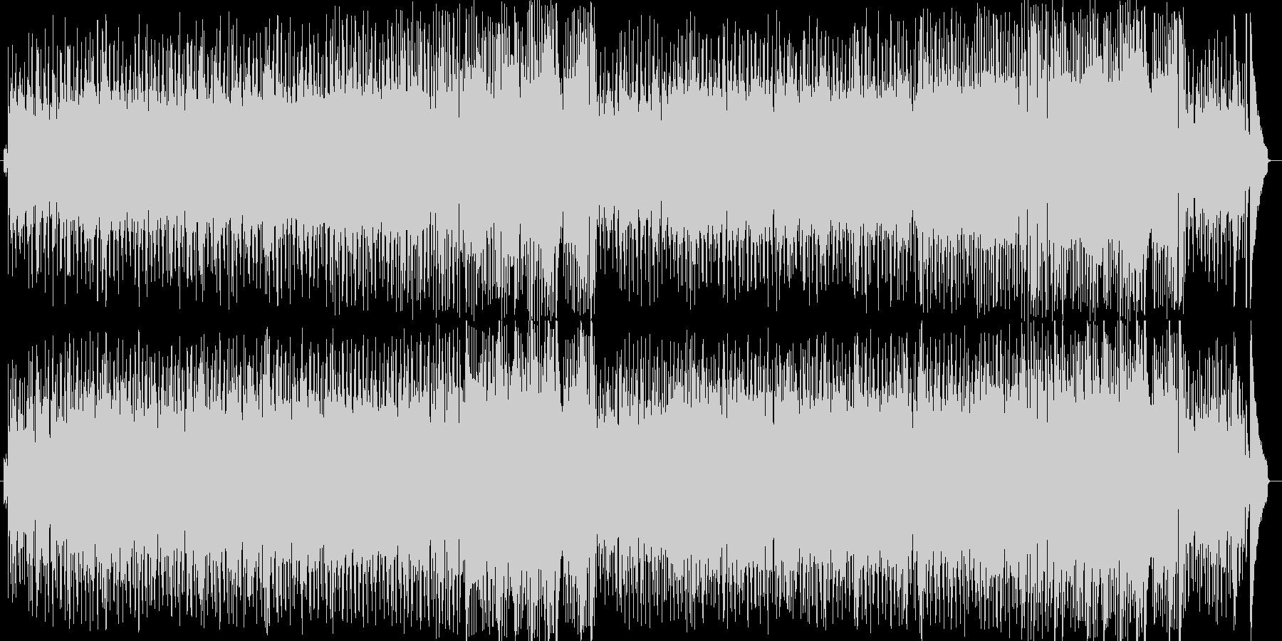 カントリーを基調にした楽曲です。ハーモ…の未再生の波形
