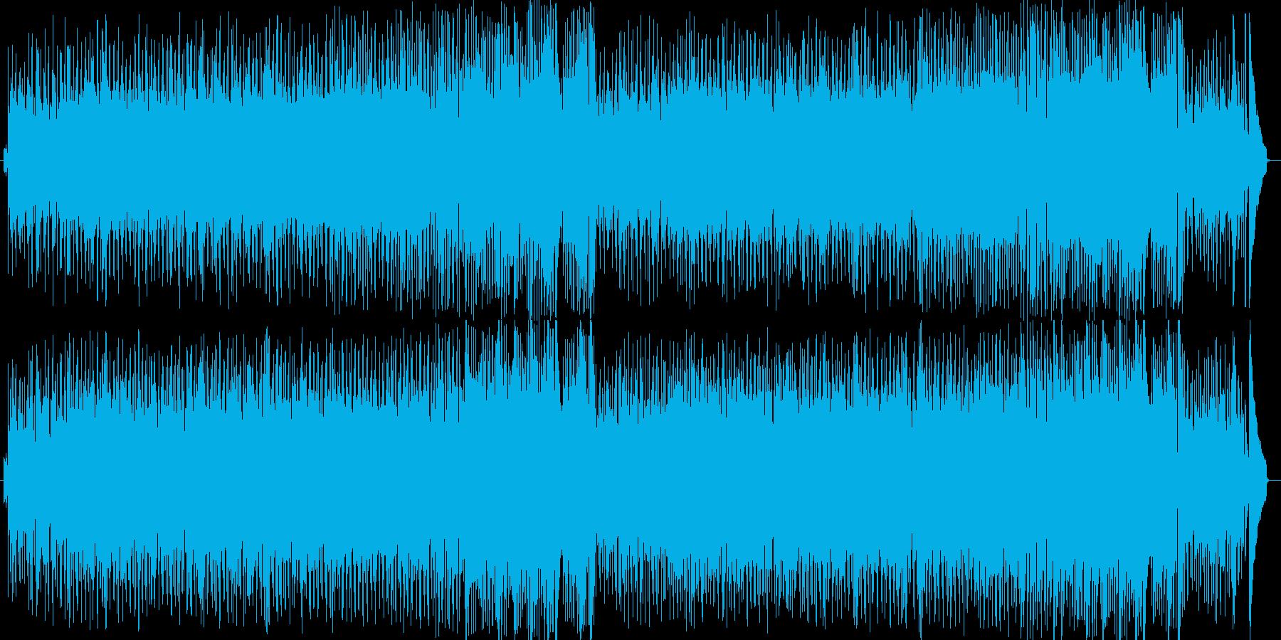 カントリーを基調にした楽曲です。ハーモ…の再生済みの波形