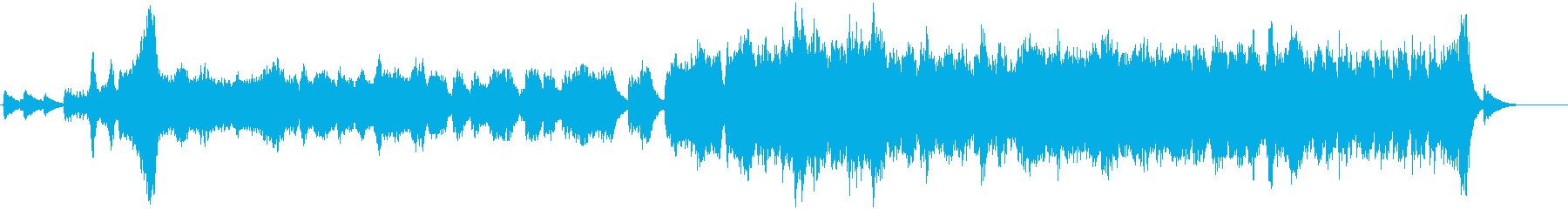 WIZARD'S APPRENTICEの再生済みの波形