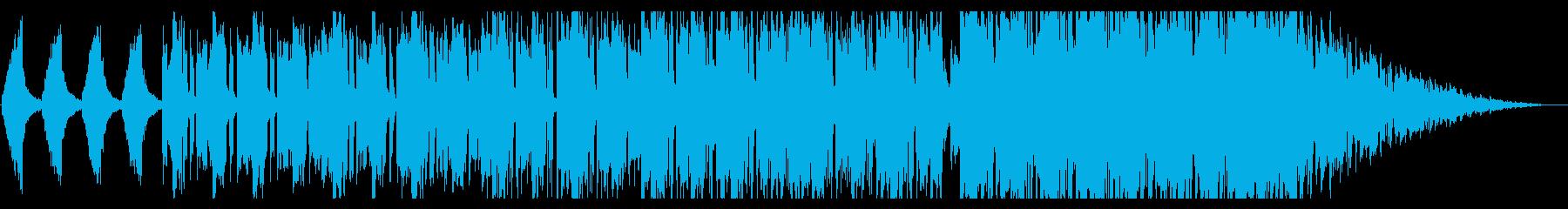 アーバン/Hiphop_No402_3の再生済みの波形