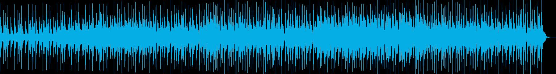 動画 サスペンス ハイテク エレキ...の再生済みの波形