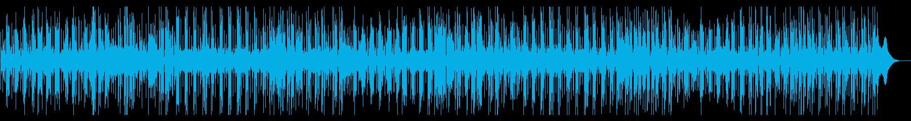 管楽器がおしゃれな情熱的ファンクジャズの再生済みの波形