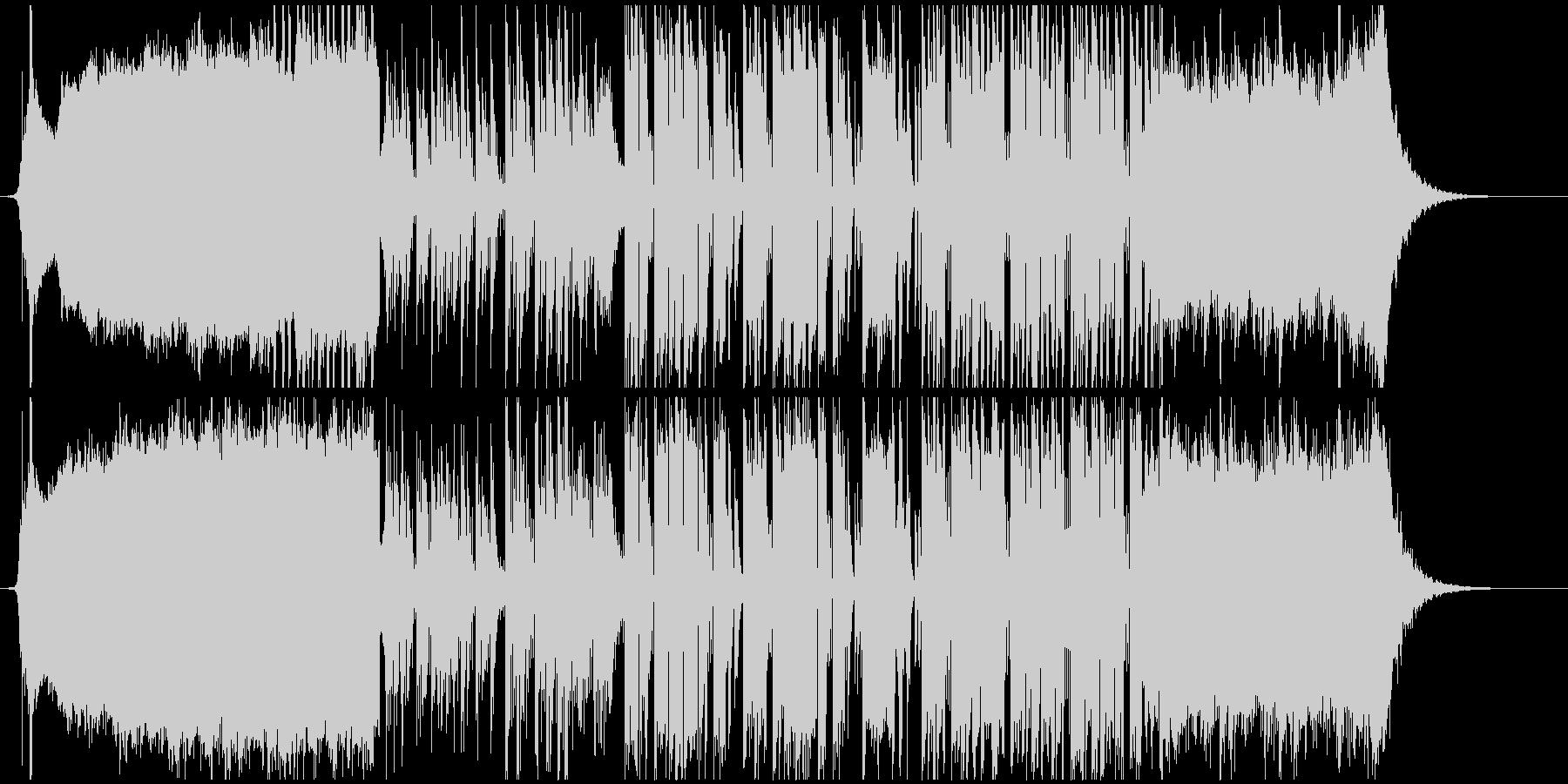 オープニングに使えるフューチャーベースの未再生の波形