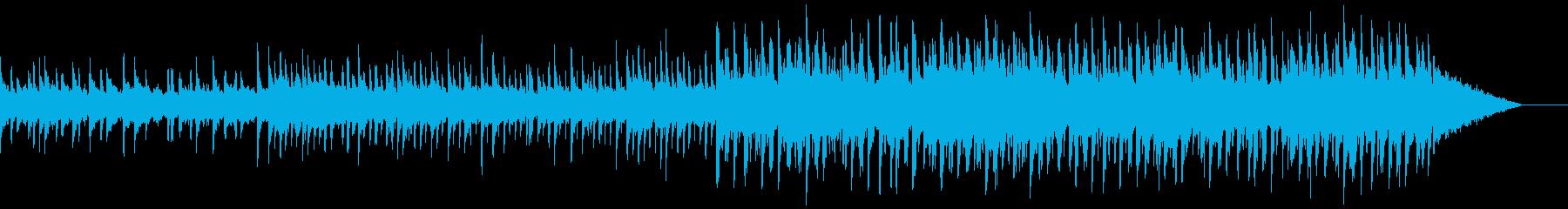 「ほのぼのさんぽBGM」の再生済みの波形