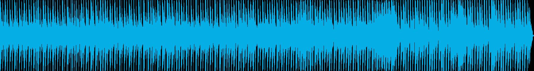 可愛いペット・犬・猫にの再生済みの波形